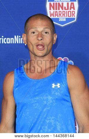 LOS ANGELES - AUG 24:  Brent Steffensen at the