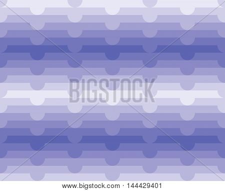 Seamless Abstract Decorative Pattern Background