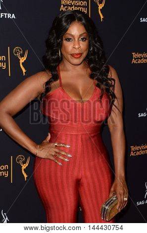 LOS ANGELES - AUG 25:  Niecy Nash at the 4th Annual Dynamic & Diverse Celebration at the TV Academy Saban Media Center on August 25, 2016 in North Hollywood, CA