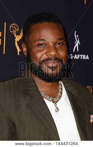 LOS ANGELES - AUG 25:  Malcolm-Jamal Warner at the 4th Annual Dynamic & Diverse Celebration at the TV Academy Saban Media Center on August 25, 2016 in North Hollywood, CA