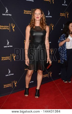LOS ANGELES - AUG 25:  Jen Richards at the 4th Annual Dynamic & Diverse Celebration at the TV Academy Saban Media Center on August 25, 2016 in North Hollywood, CA