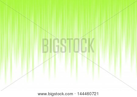 Green and white blur to create abstract background