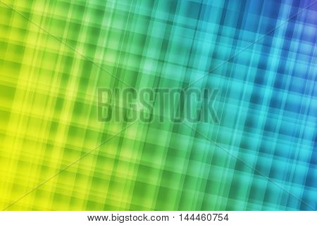 Green blue and yellow colors used to create abstract background