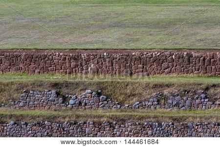 Inca Farming Terraces