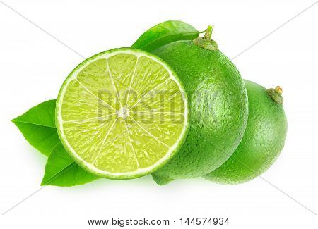 Isolated Cut Limes