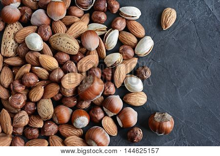 Assorty Of Nuts