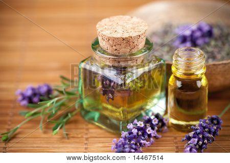 Lavender cosmetic