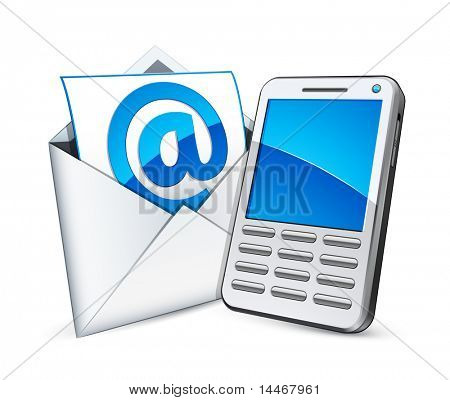 cellphone and e mail