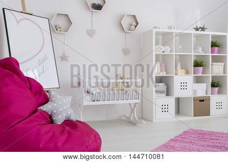 Interior Full Of Pastel Colors