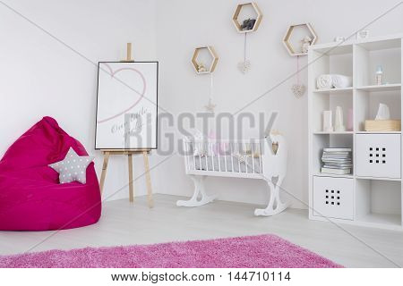Room In Shades Of Pink