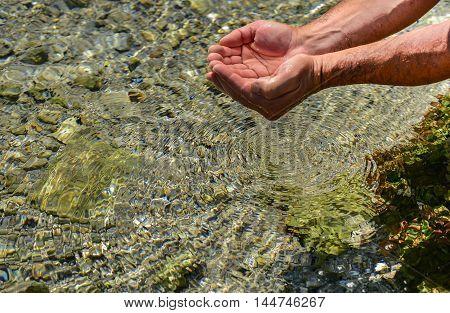 Pinar natural juice ice cold & natural waters