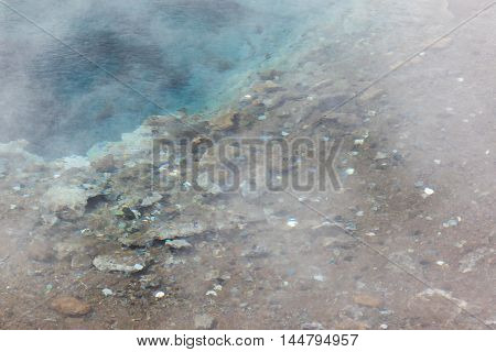 Blesi - Hot Spring Near Stokkur Geyser