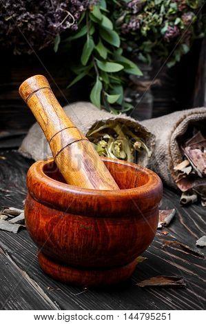 Traditional Medicinal Herb