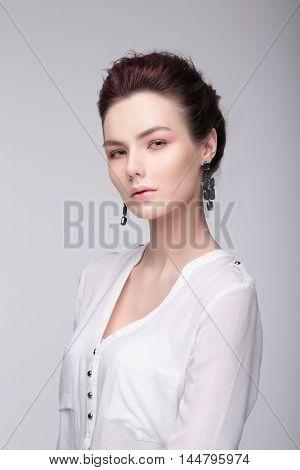 Fashion Portrait.