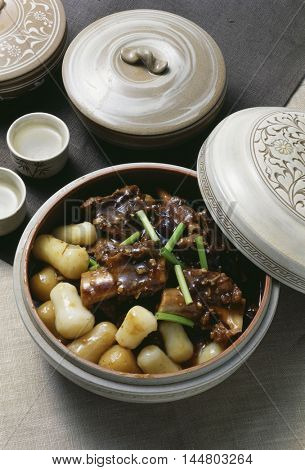Traditional food of Korea