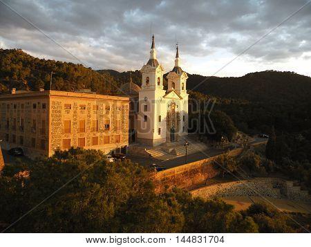 Santuario de Nuestra Señora de la Esperanza Murcia