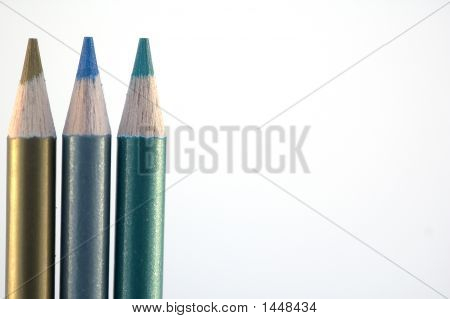 Pencil Crayons
