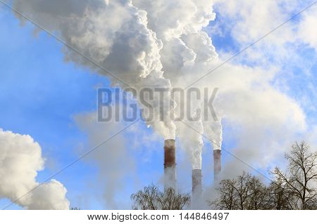 Industry And Nature