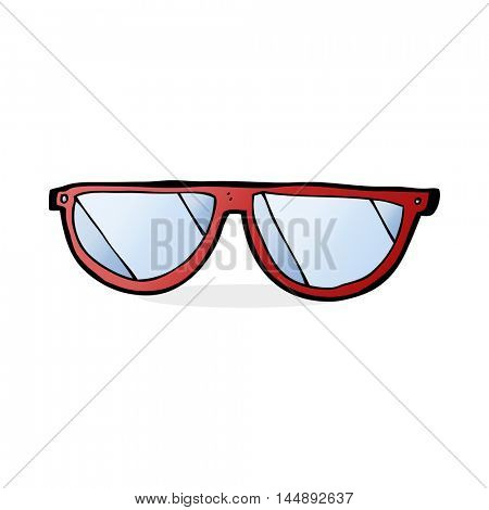 cartoon glasses