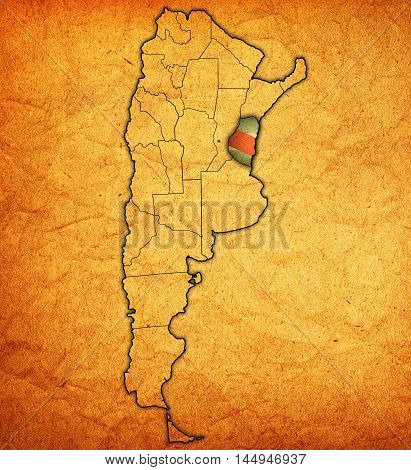 Entre Rios Region Territory