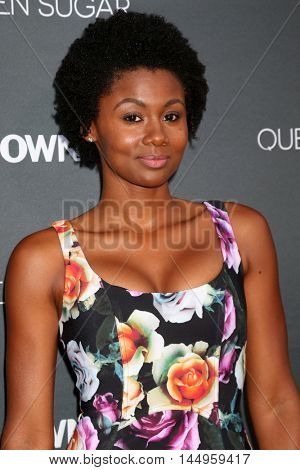 LOS ANGELES - AUG 29:  Emayatzy Corinealdi at the Premiere Of OWN's
