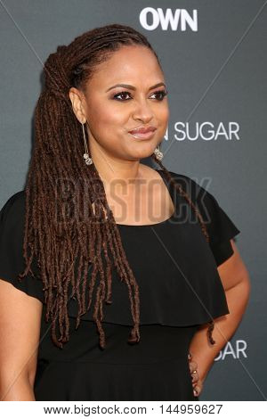 LOS ANGELES - AUG 29:  Ava DuVernay at the Premiere Of OWN's