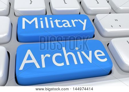 Military Archive Concept