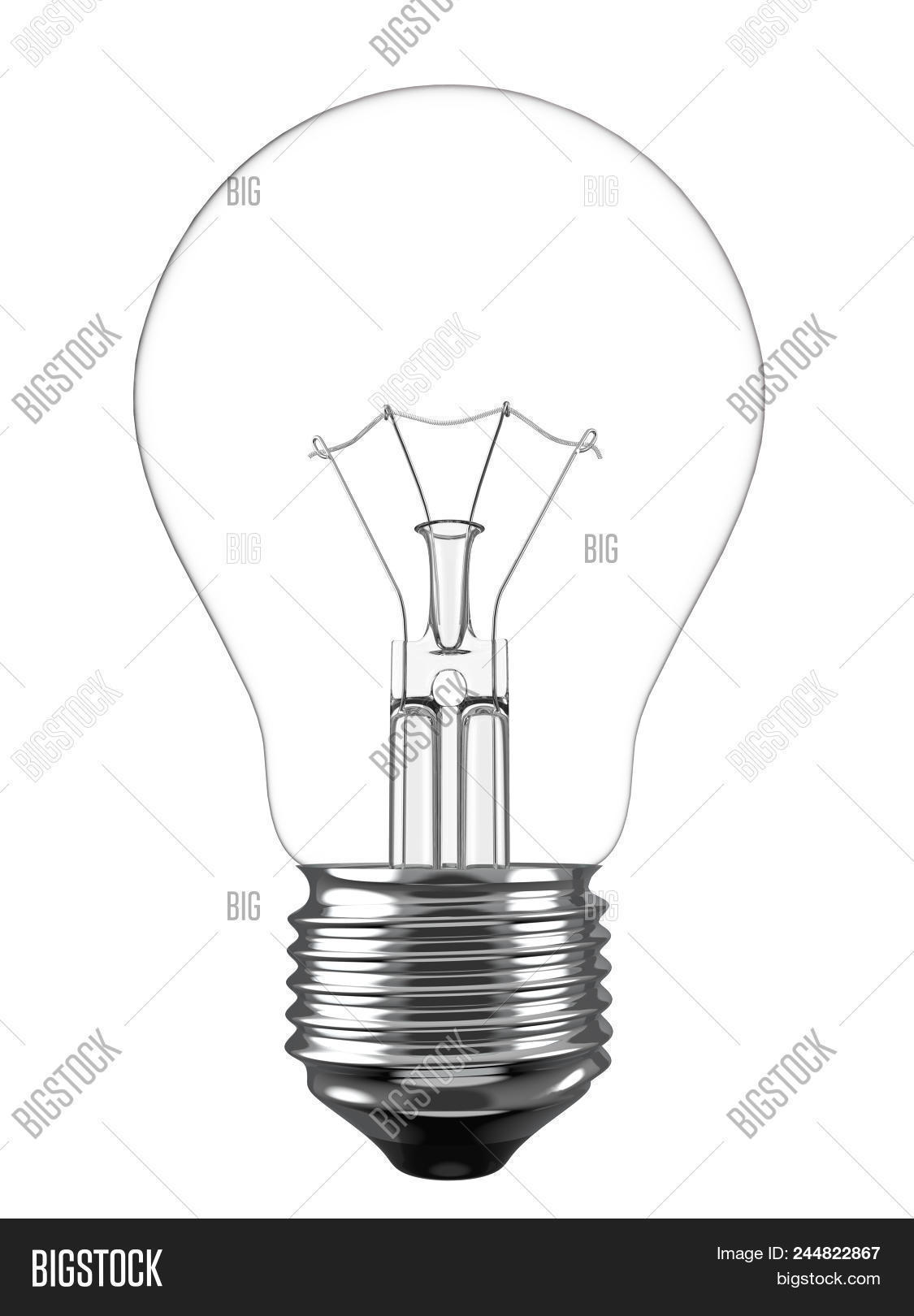 Electric Light Bulb Image Photo Free Trial Bigstock