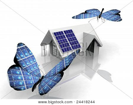 the solar cell
