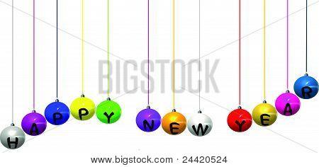 christmas(New Year) ball