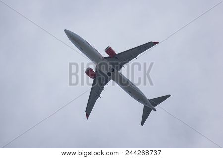 Hs-lsh Boeing 737 Max 9