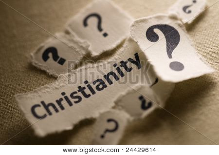 Cuestionando el cristianismo