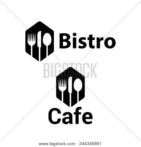 Bakery, Bakehouse Logo Or Label. Logo Food Studio Or Home Cooking