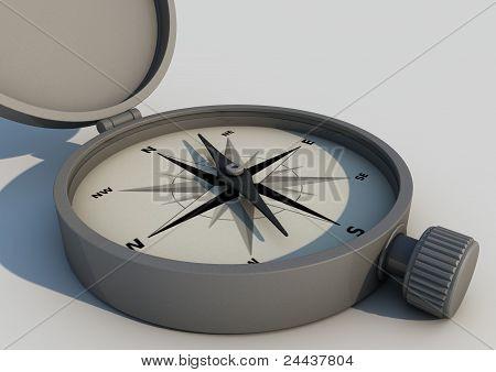 Grey Compass