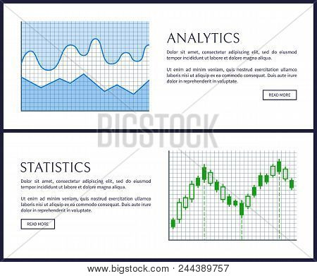 Analytics And Statistics Web Pages With Information Concerning Analytics And Statistics, Text Sample