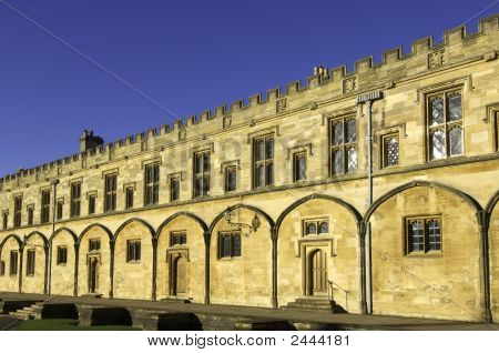 University Of Oxford, Corpus Christi College Rooms