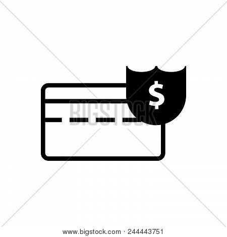 Credit Card Vector Icon On White Background. Credit Card Modern Icon For Graphic And Web Design. Cre