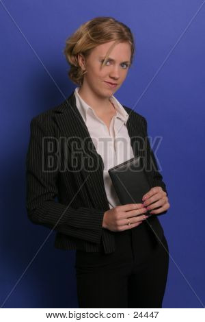 Secducive Business Woman