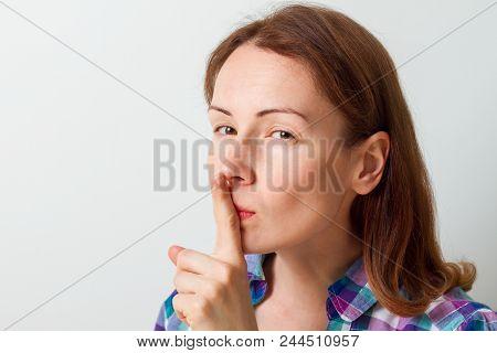 Shh. Women's Secrets.