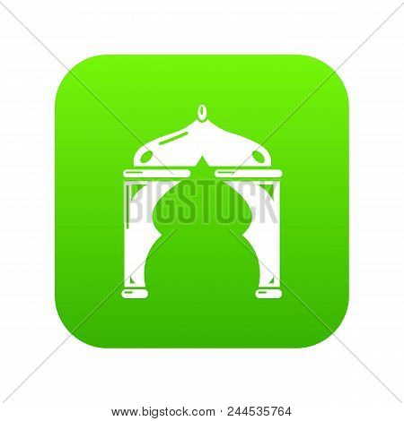 Archway Turkey Icon. Simple Illustration Of Archway Turkey Vector Icon For Web