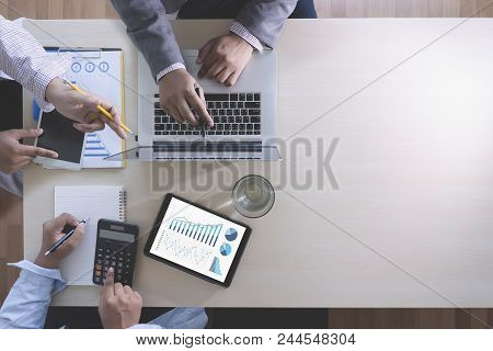 Business Ideas Meeting Design Discussion Marketing Analysis