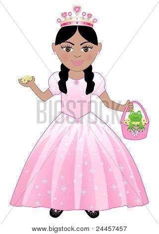 Pink Princess Costume