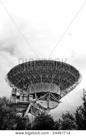 Communication Television Satellite Ground Antenna