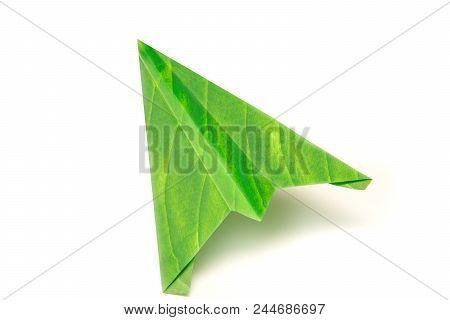 Fuel Efficient Air Plane Concept, Natural Fuel With Low Emissions