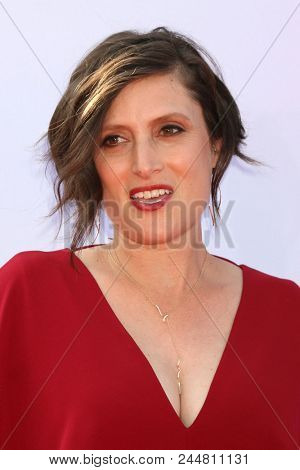 LOS ANGELES - JUN 7:  Rachel Morrison at the American Film Institute Lifetime Achievement Award to George Clooney at the Dolby Theater on June 7, 2018 in Los Angeles, CA