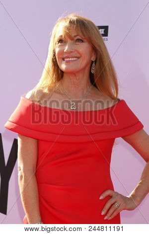 LOS ANGELES - JUN 7:  Jane Seymour at the American Film Institute Lifetime Achievement Award to George Clooney at the Dolby Theater on June 7, 2018 in Los Angeles, CA