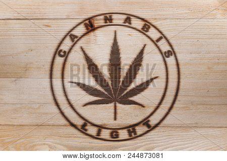Marijuana Fire Branded
