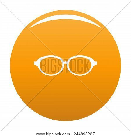 Accessory Spectacles Icon. Simple Illustration Of Accessory Spectacles Vector Icon For Any Design Or