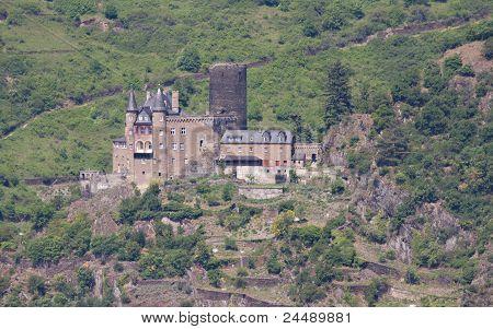 Medieval Castle - Burg Katz