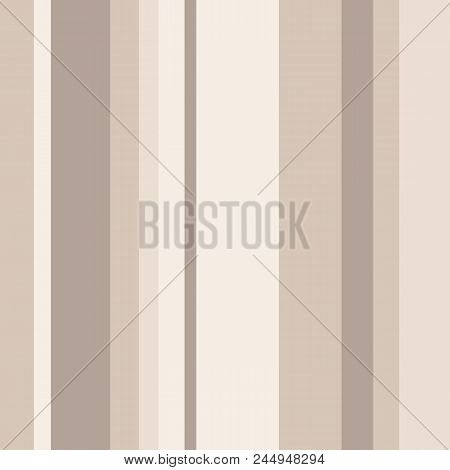 Abstract Striped Seamlessl Pattern. Straight Vertical Variable Width Stripes. Straight Parallel Vert